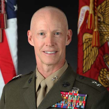 Image of MajGen James Glynn, USMC