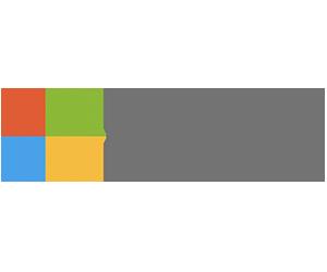 Microsoft Federal logo