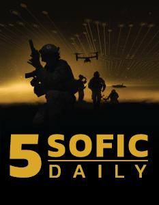 SOFIC Daily Day 5