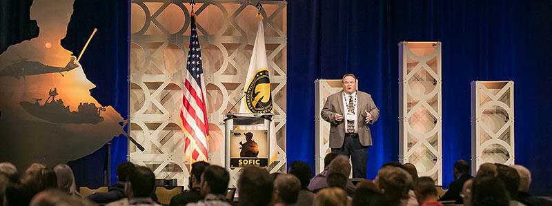 2018 SOFIC general session speaker