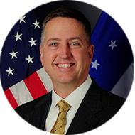 Headshot of James H. Smith, Acquisition Executive, USSOCOM