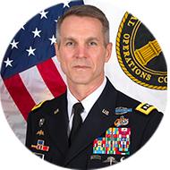 Headshot of General Richard D. Clarke, USA, Commander, USSOCOM
