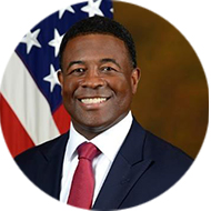 Headshot of Shannon C. Jackson, Acting Director, Department of Defense (DoD) Office of Small Business Programs (OSBP)