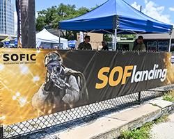 2019 SOFIC SOFlanding banner