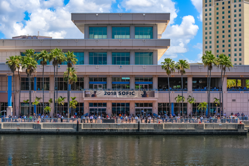 12 - Tampa Convention Center