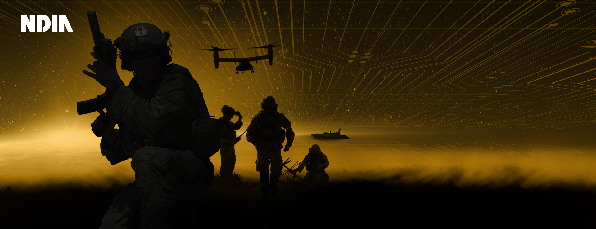 2021 Special Operations Forces Industry Conference Graphic