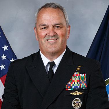 Rear Admiral Collin P. Green, USN
