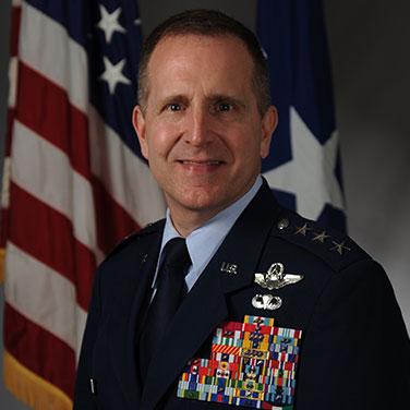 "LIEUTENANT GENERAL JAMES C. ""JIM"" SLIFE, USAF"
